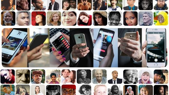 La guerre des géants au sein de la famille des smartphones